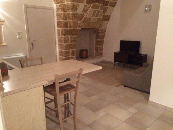 Cucina e soggiorno dell\'appartamento - Bild von Tobacco Suite ...
