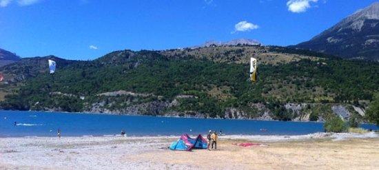 Savines-le-Lac, France: Lac de Serre-Ponçon