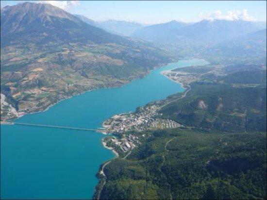 Lac Serre Poncon : Lac de serre ponçon picture of lac de serre poncon savines le lac