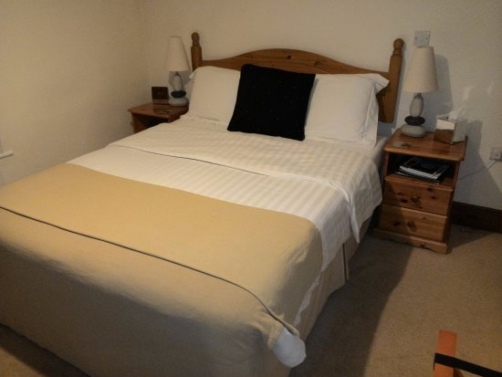 Kingsbridge, UK: Smallish room, but comfortable