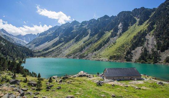 Gaube Lake