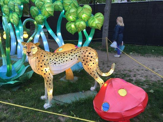 Franklin Square: Lantern festival May 2017