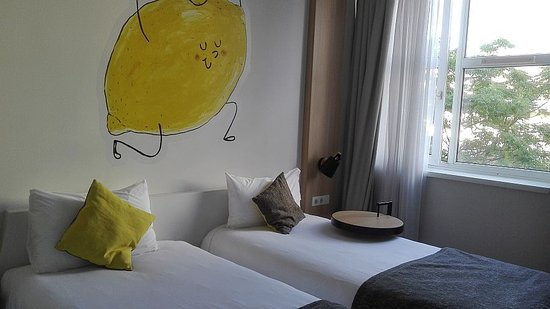 Ibis Styles Budapest City Photo