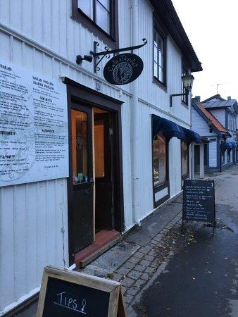 Sigtuna, Zweden: Cafe Myntet