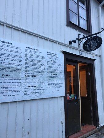 Sigtuna, Suecia: Cafe Myntet