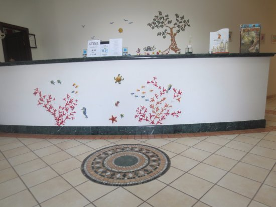 Hotel Montecallini : lobby