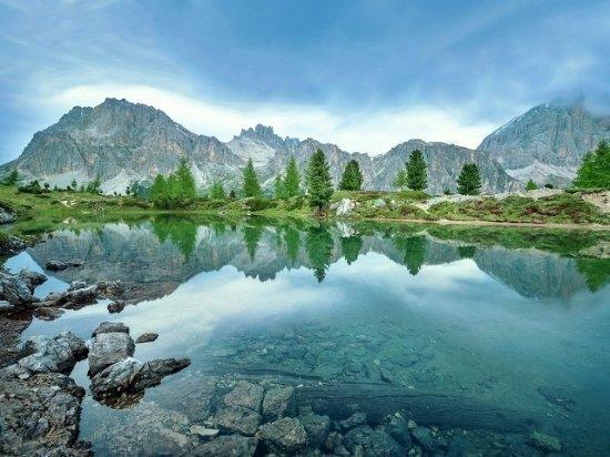 Lago di Lìmides