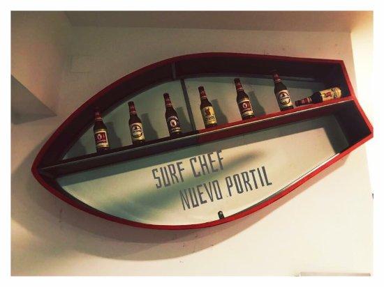 imagen Surf Chef en Punta Umbría