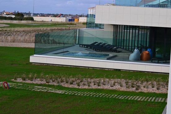 Jacuzzi Exterieur Picture Of La Grande Terrasse Hotel Spa La