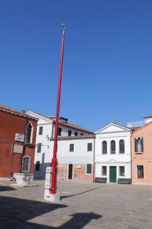 Dorfplatz Malamocco