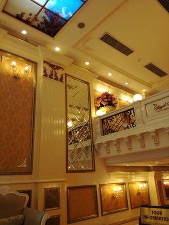Angel Palace Hotel: Recpción