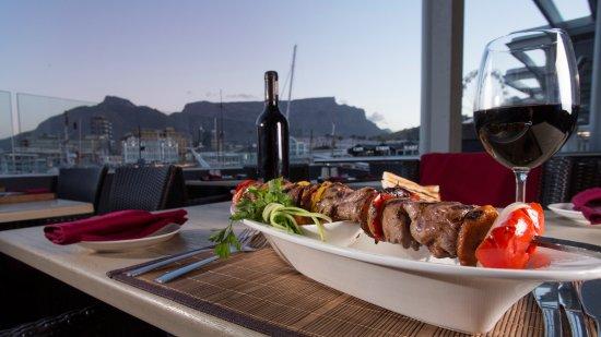 magasiner pour les plus récents Los Angeles réflexions sur Best african food in town - Review of Karibu, Cape Town ...