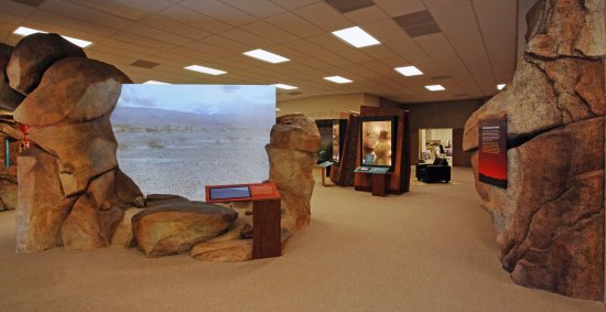 Ocotillo, CA: The Museum boasts a number of interactive exhibits, suited for all ages.