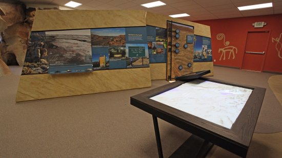 Ocotillo, CA: Come see our exhibits on the natural and evolving history of the region, spanning millions of ye