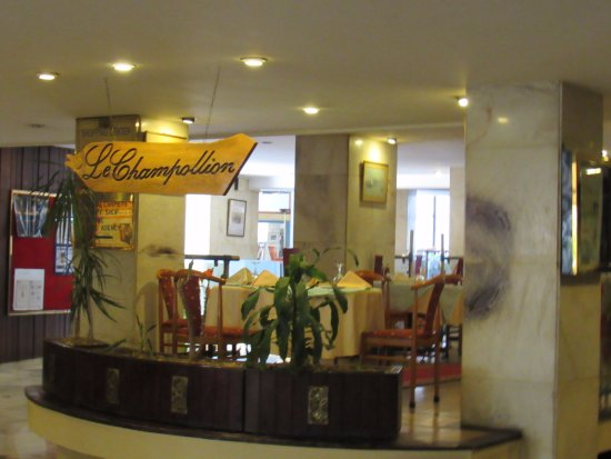 Eatabe Luxor Hotel: Lobby Coffee Shop
