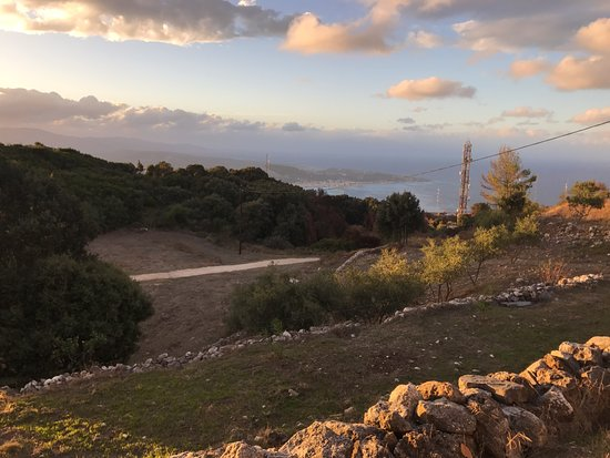 Argassi, Griekenland: z murów