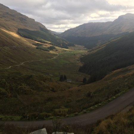 Lochgoilhead, UK: what a view