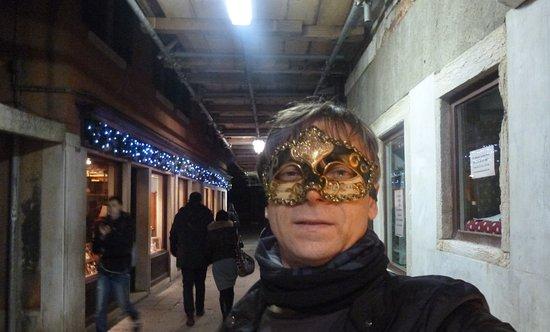 Domus Cavanis: Карнавальная ночь