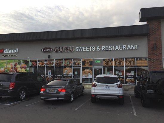 Guru Sweets Restaurant Picture Of Guru Sweets Restaurant