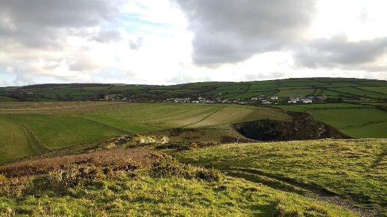 Boscastle - South West Coast Path walk