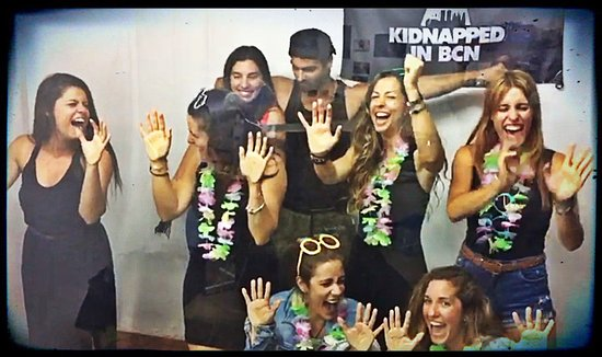 Escape Room Barcelona Kidnapped