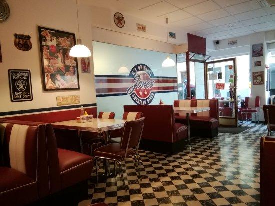 Jones - K\'s Original American Diner, München - Restaurant ...