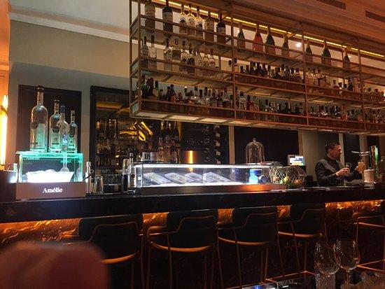 Beluga bar kitchen barcelona coment rios de - Restaurant umo barcelona ...
