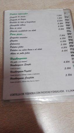 imagen Bar Restaurante Iruña en San Sebastián