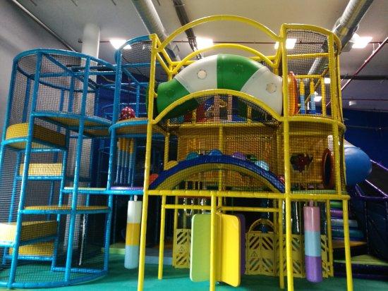 Moon Palace Cancun: Soft play area