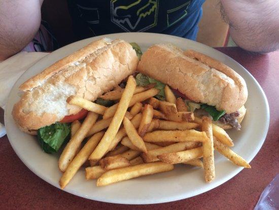 Peoria, IL: Sandwich de pollo