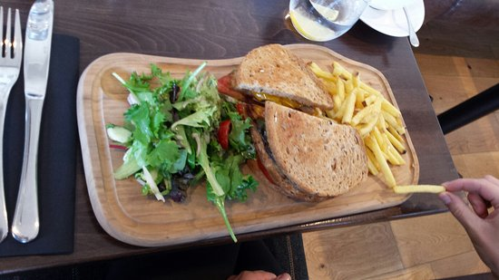 Harbour Inn: Another tasty meal!