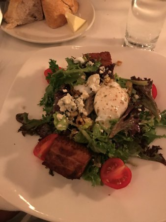 Leawood, KS: 801 Chophouse Salad. A truly yummy salad.