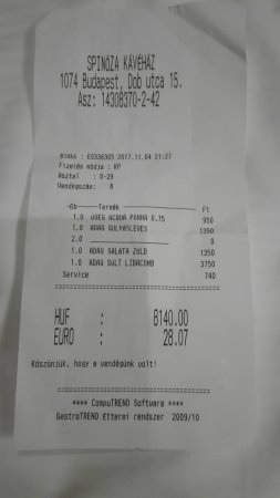 Spinoza Cafe: IMG_20171104_225450_large.jpg