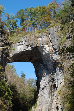 ‪Natural Bridge State Park‬