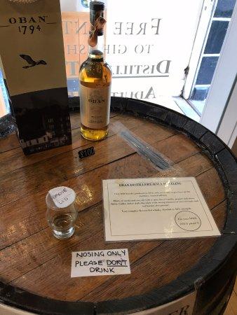 Oban Distillery Only edition