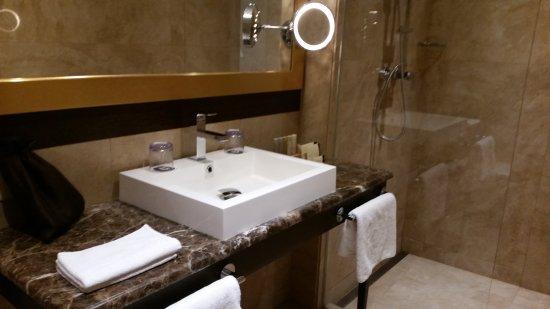 Hotel Grandezza: Sleek and modern