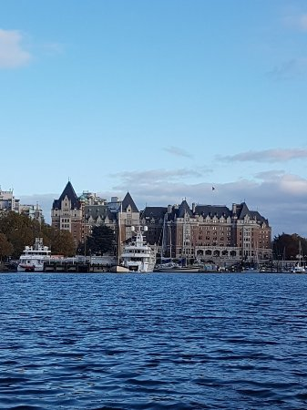Empress Hotel National Historic Site of Canada: 20171101_163043_large.jpg