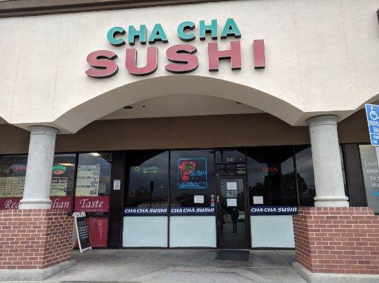 Cha Cha Japanese Restaurant San Jose