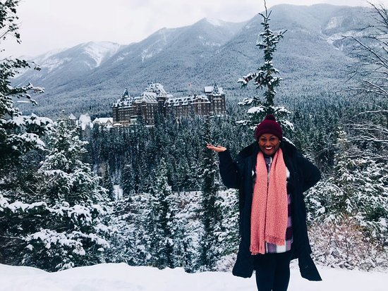 Discover Banff Tours : My new Summer home! ;-) Fairmont Banff Springs!