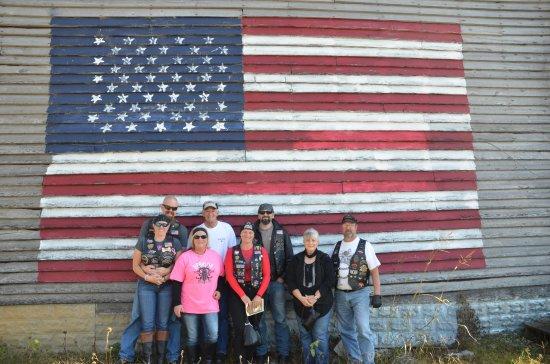 Cornersville, TN : Redstone HOG Chapter 4052