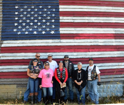 Cornersville, TN: our Redstone HOG Chapter 4250 We had a great time !!