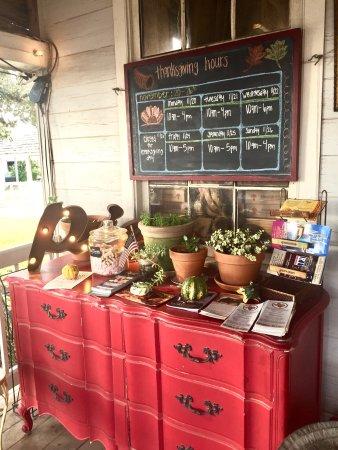 Round Top, تكساس: Royer's Pie Haven