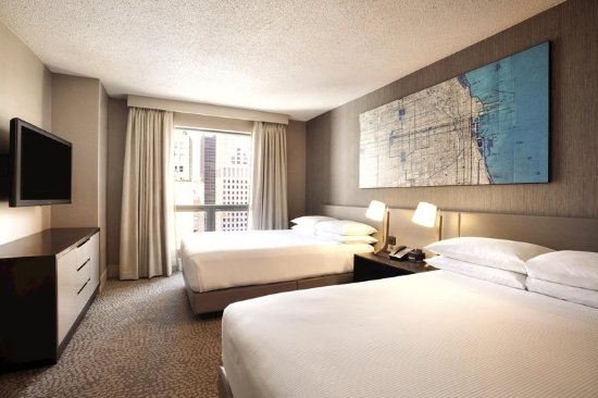 Hilton Chicago Magnificent Mile Suites Updated 2018 Hotel Reviews Price Comparison And 637