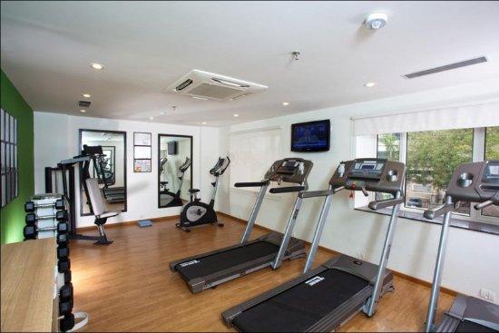 Lemon Tree Hotel, Ahmedabad: Fitness Center