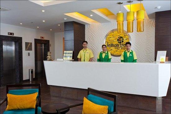 Lemon Tree Hotel, Ahmedabad: Reception