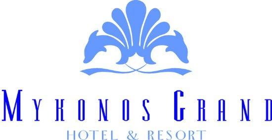 Mykonos Grand Hotel & Resort: Mykonos Grand hotel Logo