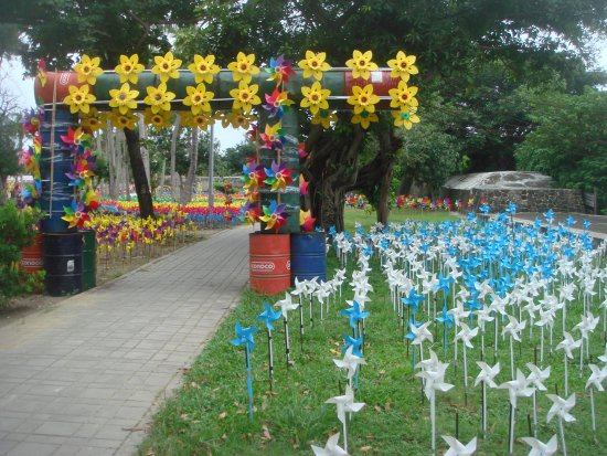 恆春石牌公園 (猴洞山史蹟公園)