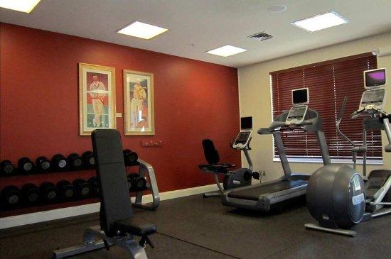 Hilton Garden Inn Baton Rouge Airport: Fitness Center