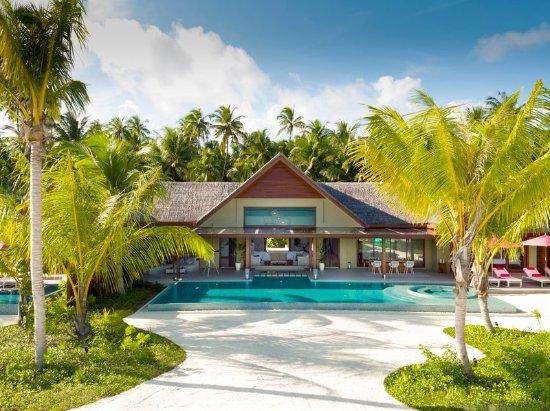 Niyama: Three Bedroom Family Beach Pavilion Exterior 01