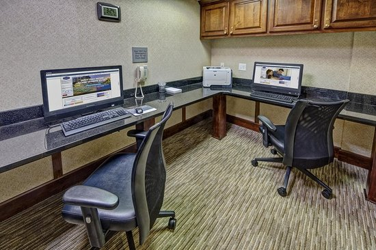 Dunn, Carolina del Norte: Business Center